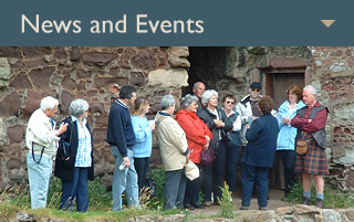 Portencross Castle News and Events