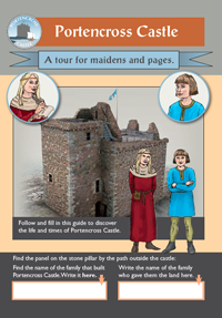 Children castle leaflet image