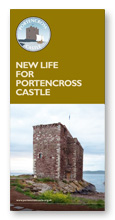 A New Life for Portencross Castle