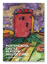 Portencross Castle in Poems and Pictures